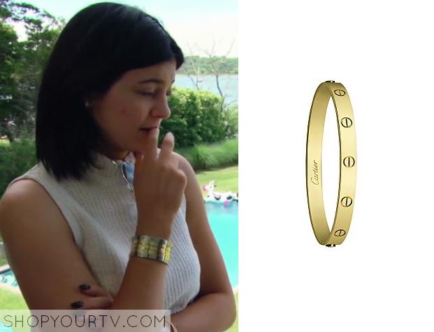 Kaktth Season 1 Episode 4 Kylie S Gold Bracelet