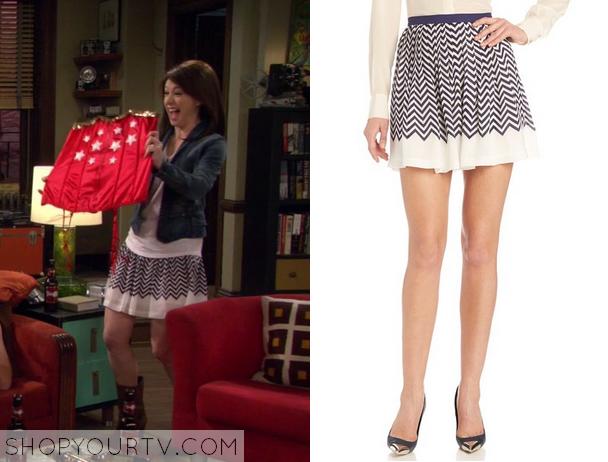lily chevon skirt