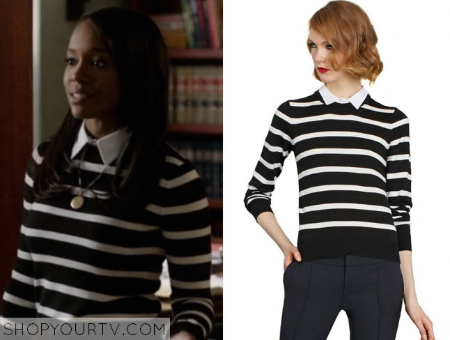 How To Get Away With Murder Season 1 Episode 7 Michaelas Collared