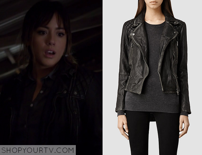skye leather jacket