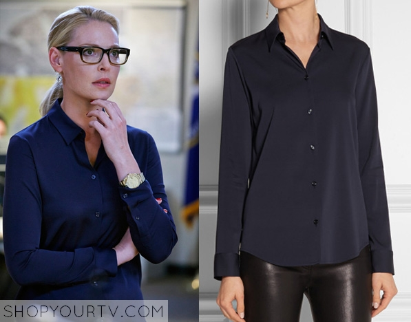 State of affairs 1x03 Chemise