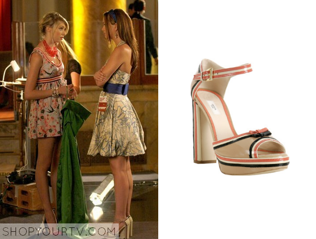 blair bow heels