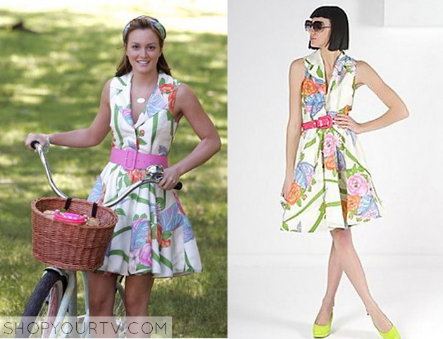 4ae3eac521981 Blair Waldorf Fashion, Clothes, Style and Wardrobe worn on TV Shows ...