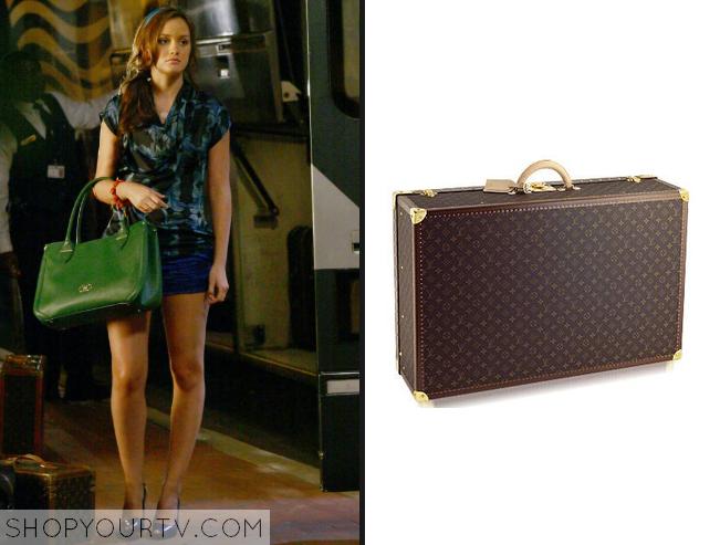c61bf602fb Gossip Girl  Season 2 Episode 1 Blair s Suitcase