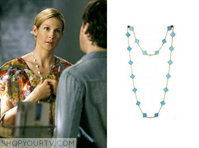 necklace lily