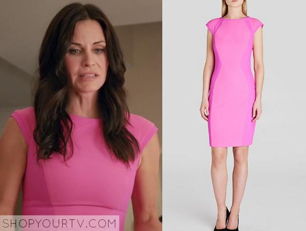 jules pink dress