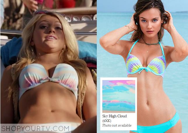 Hot girl in bikini on modern family Modern Family Season 6 Episode 12 Tammy S Multicolor Bikini Shop Your Tv