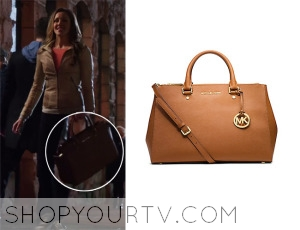 Arrow: Season 3 episode 14 Laurel's brown leather bag