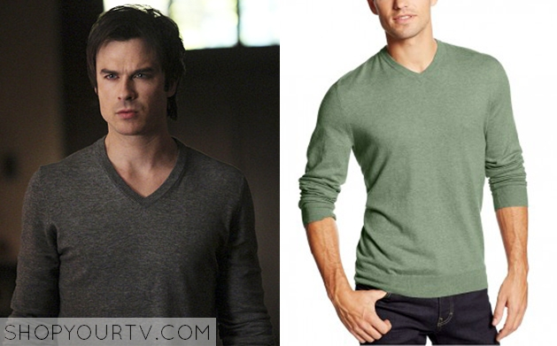 damon shirt 6x13