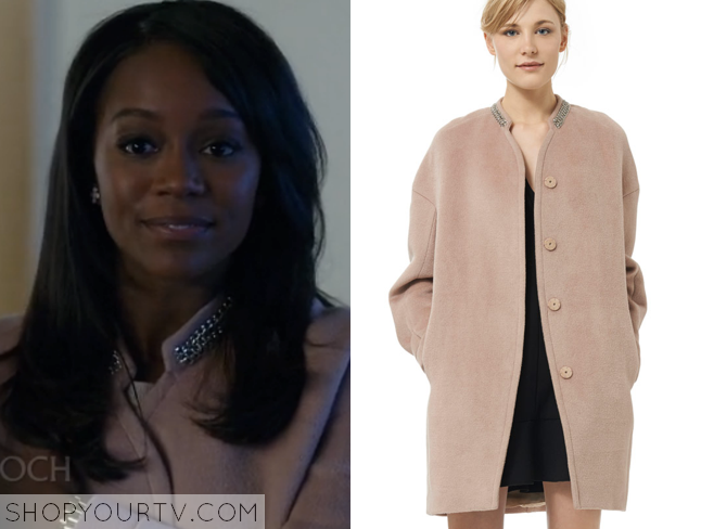 Shop your tv how to get away with murder season 1 episode 11 shop your tv how to get away with murder season 1 episode 11 michaelas chain detail coat ccuart Images