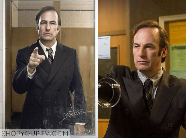 saul goodman suit