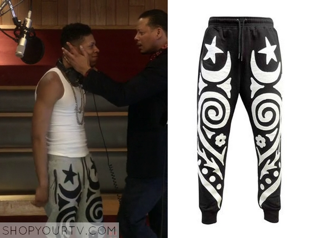 Tribal Warrior Fashion, Clothes, Style and Wardrobe worn on TV Shows