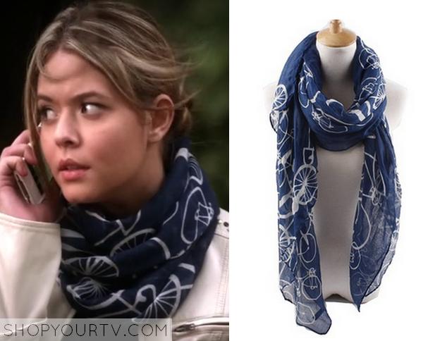 alison bike scarf
