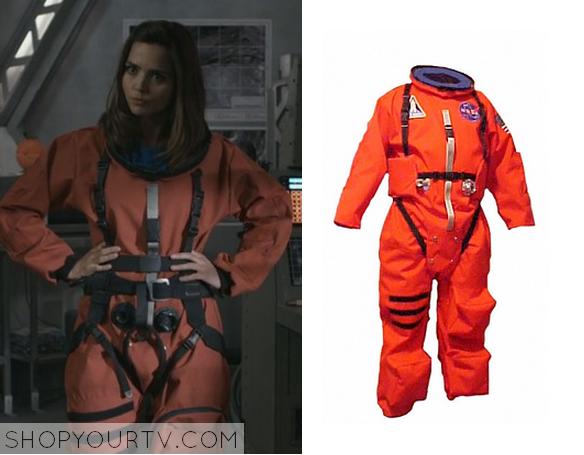 clara space suit