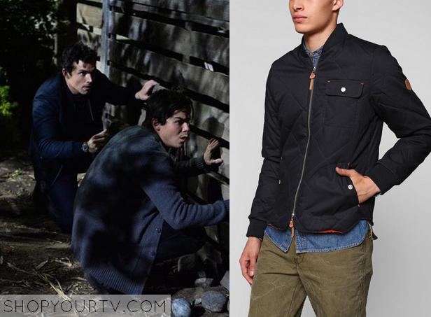 ezra quilter jacket
