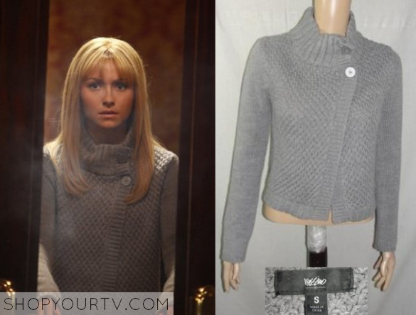 claire bennet cardigan