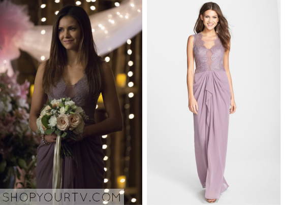 Elena gilbert shop your tv for Last season wedding dresses