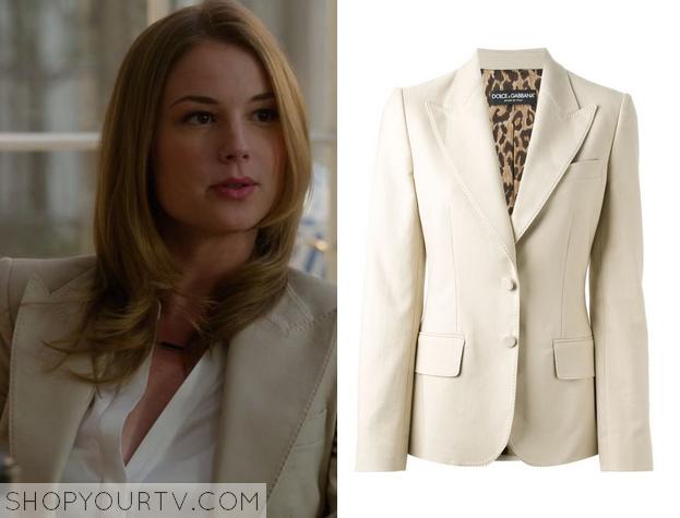 emily beige blazer