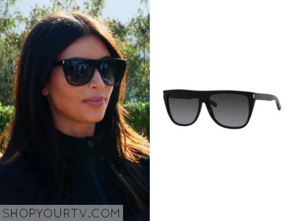 245445233e what sunglasses does kim kardashian. Celine ZZ Top CL41756 8073H Polarised  as seen on Kim ... Celebrity moms  favorite sunglasses
