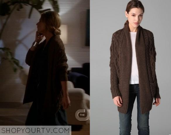 Clothes Ringer 2015 ~ Ringer season episode bridget s brown knit cardigan