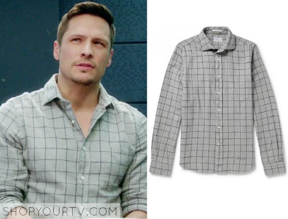 jack grid shirt