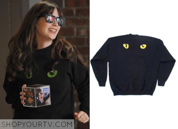 jess cats sweater