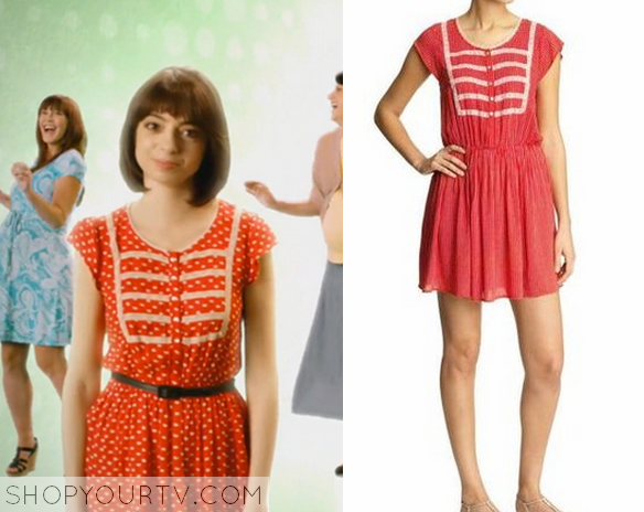 Kate Micucci Fashion Clothes Style And Wardrobe Worn On Tv Shows