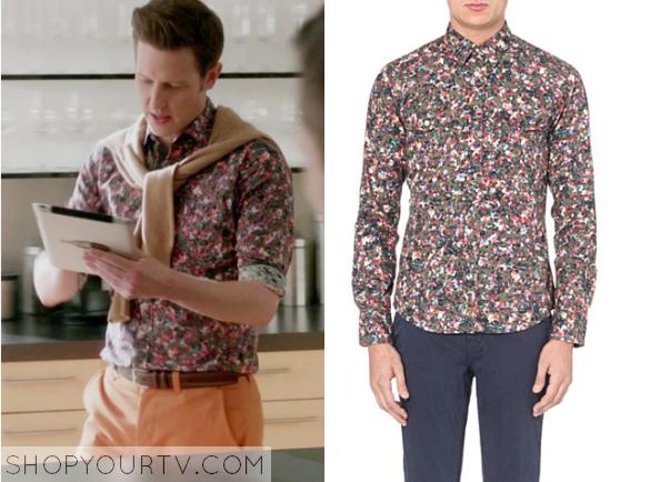nolan floral shirt