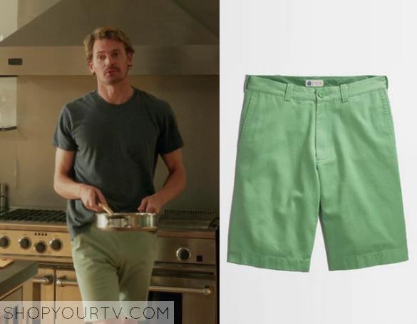 tony green shorts