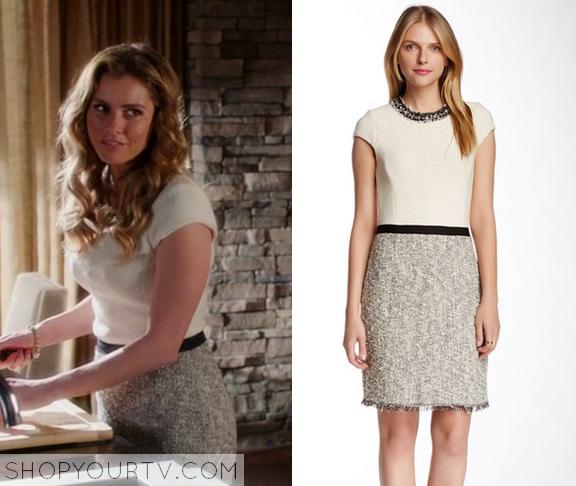 3x5 Taylors Tweed Dress