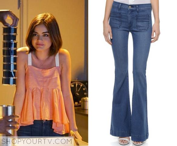 6x5 Aria Blue Jeans
