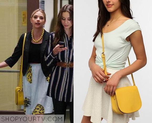 6x5 Hanna Yellow Bag