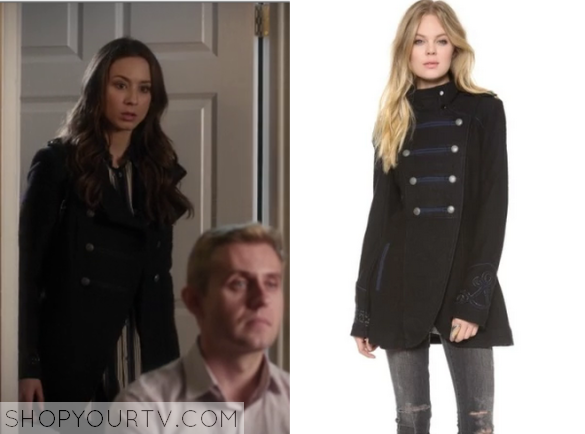 6x5 PLL Spencers Military Jacket