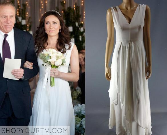 nurse jackie season 6 episode 11 mia�s wedding dress