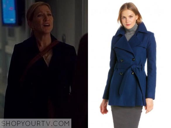 jackie blue coat
