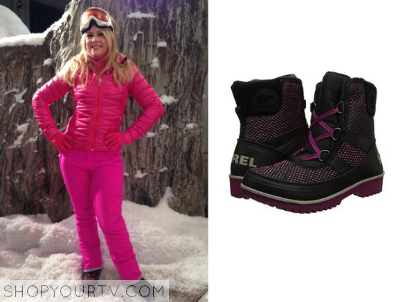 mel snow boots