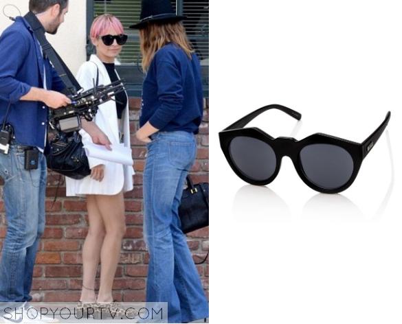 nicole black sunglassesss