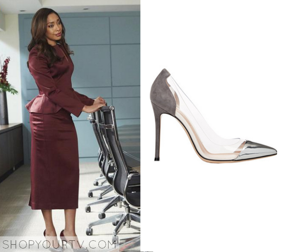 5x3 Suits Jessica Pearson Shoes