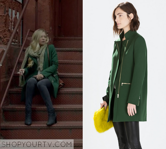 Green coat jacket – Your jacket photo blog