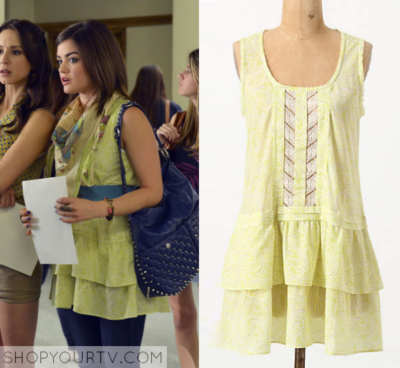 3x1 PLL Aria Montgomery Tiered Lace Sleeveless top