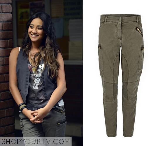 3x1 PLL Emily Fields Pants