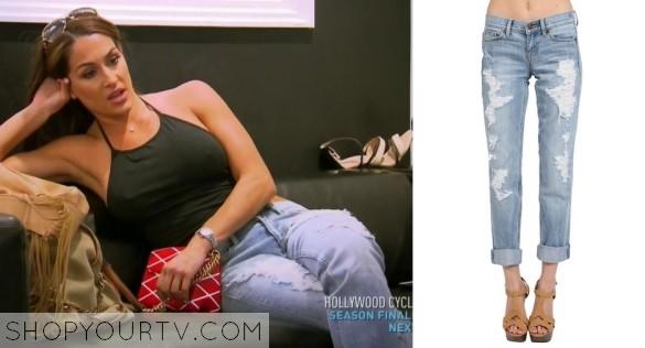 Nikki Bella Ditto jeans