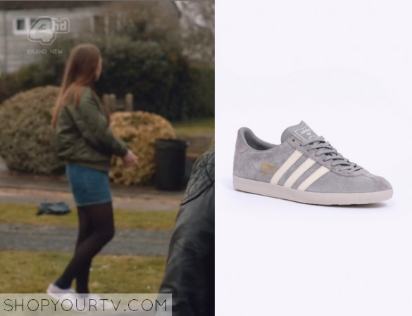 chloe grey sneakers
