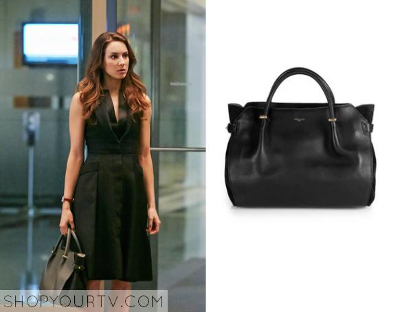 claire black bag