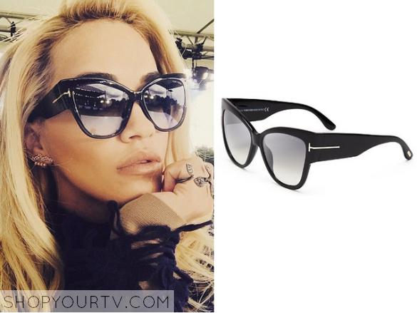 822bed9487e Tom Ford Anoushka Cat Eye Sunglasses Uk