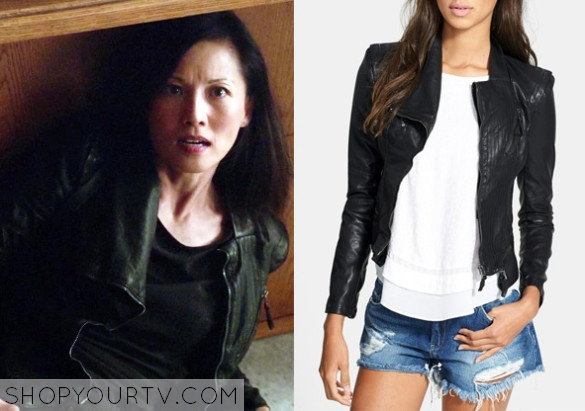 tw 5x07 kira's mom jacket