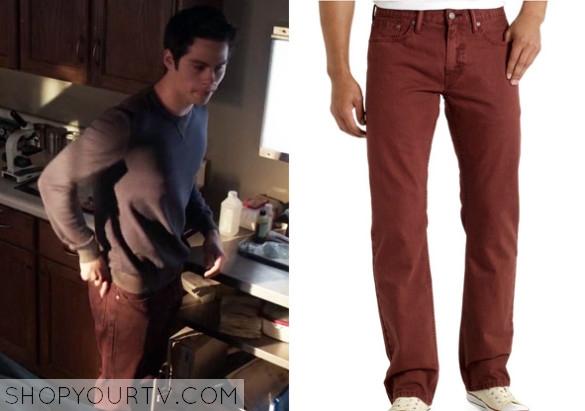 tw 5x07 stiles jeans