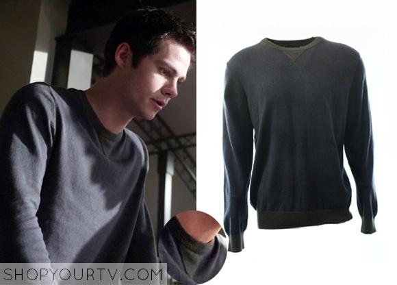 tw 5x07 stiles sweater