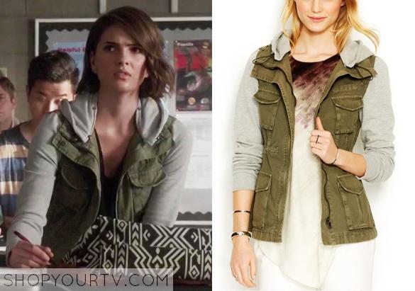 tw 5x09 malia jacket