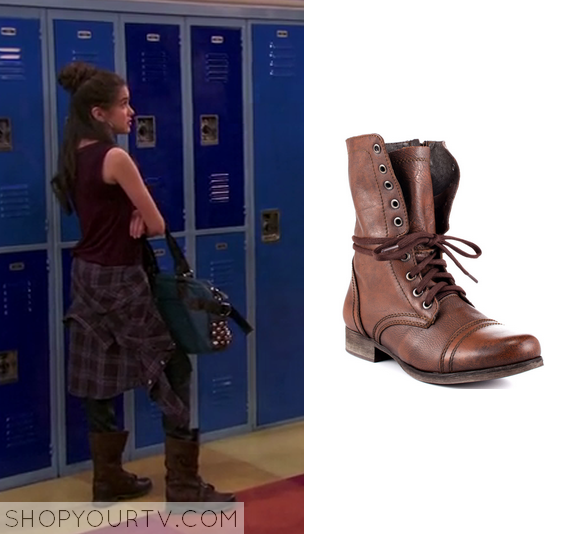1x13 Bella and the Bulldogs Steve Madden Troopa Sophies Boots